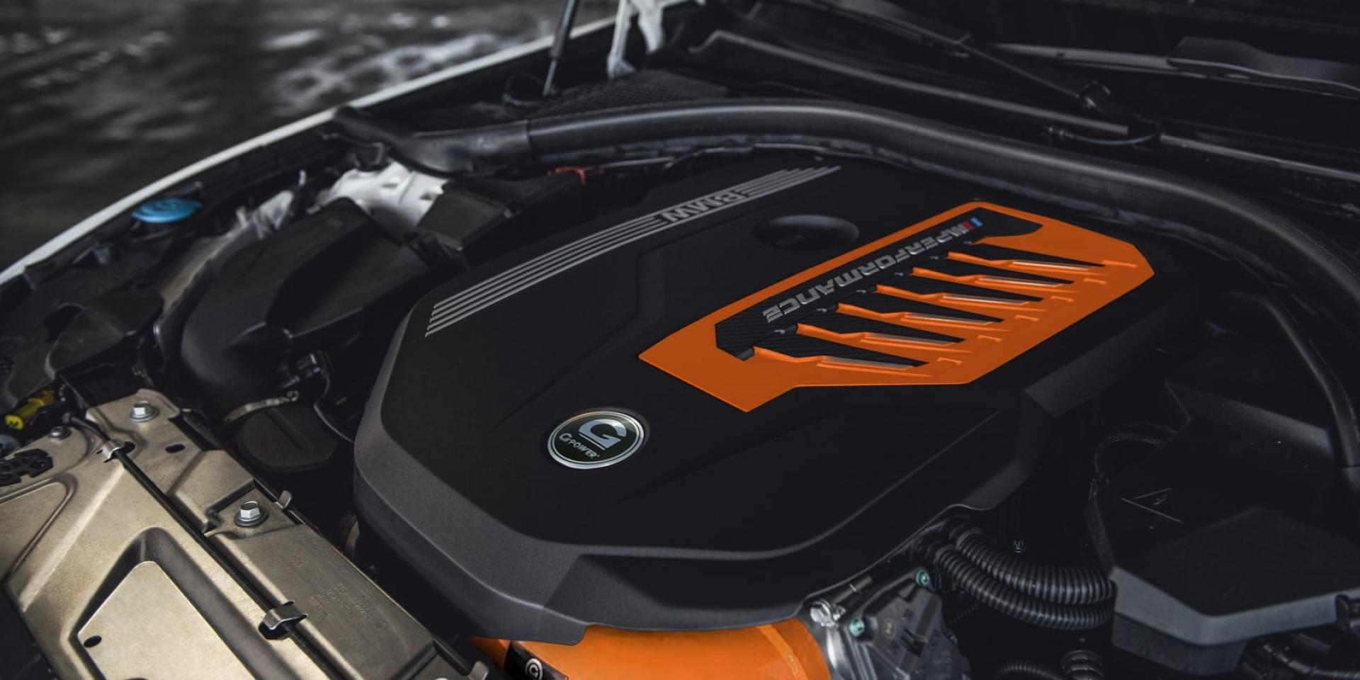 不用等BMW M3了!G Power動手改造M340i達510hp!