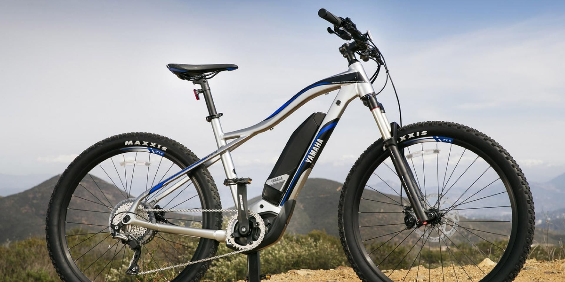扭力媲美MT-09。YAMAHA YDX-TORC電動輔助登山車