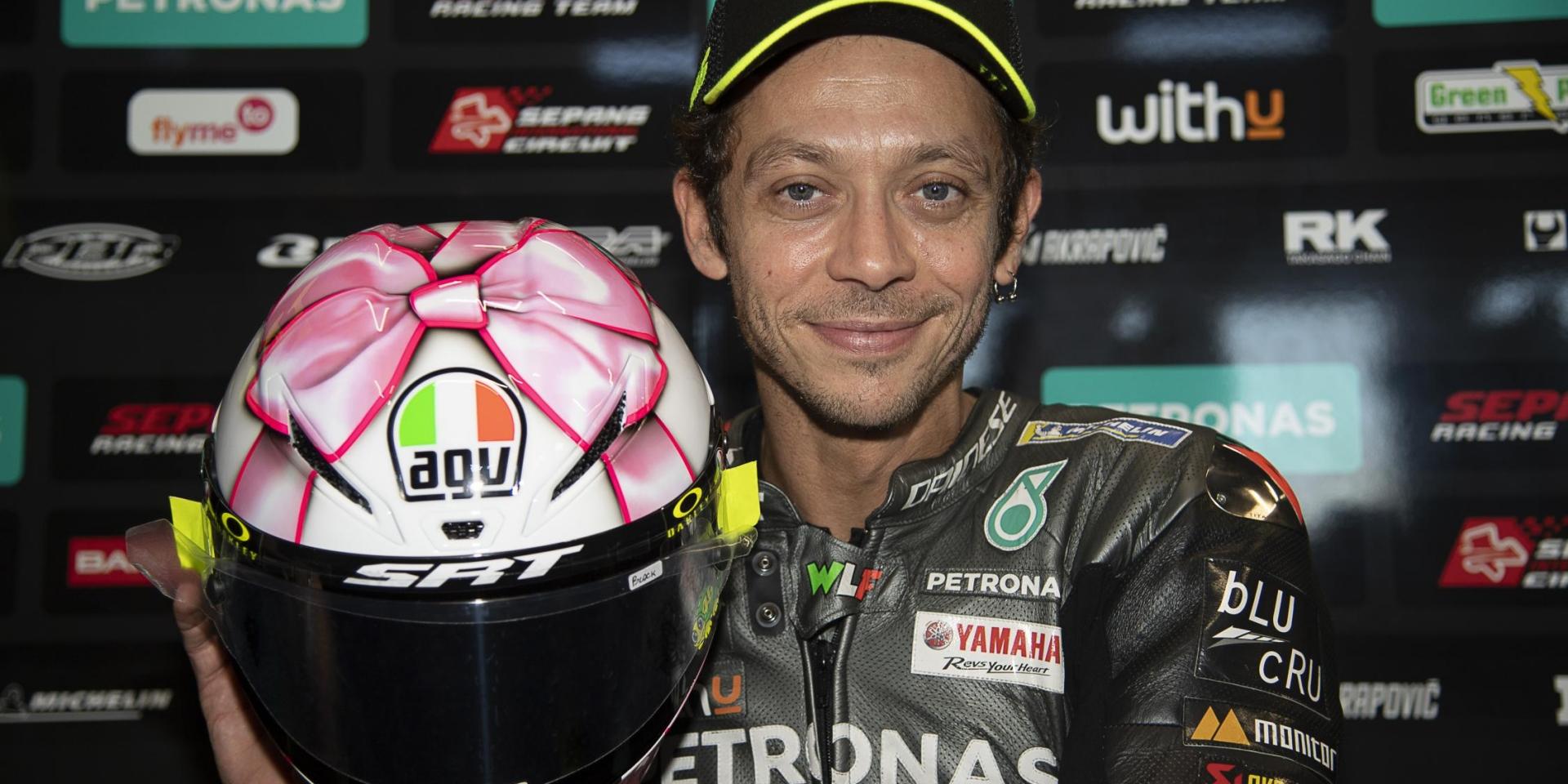 猴的傳人!Valentino Rossi:我很高興在我離開MotoGP前,義大利車手有Pecco跟Morbidelli來撐住場面!