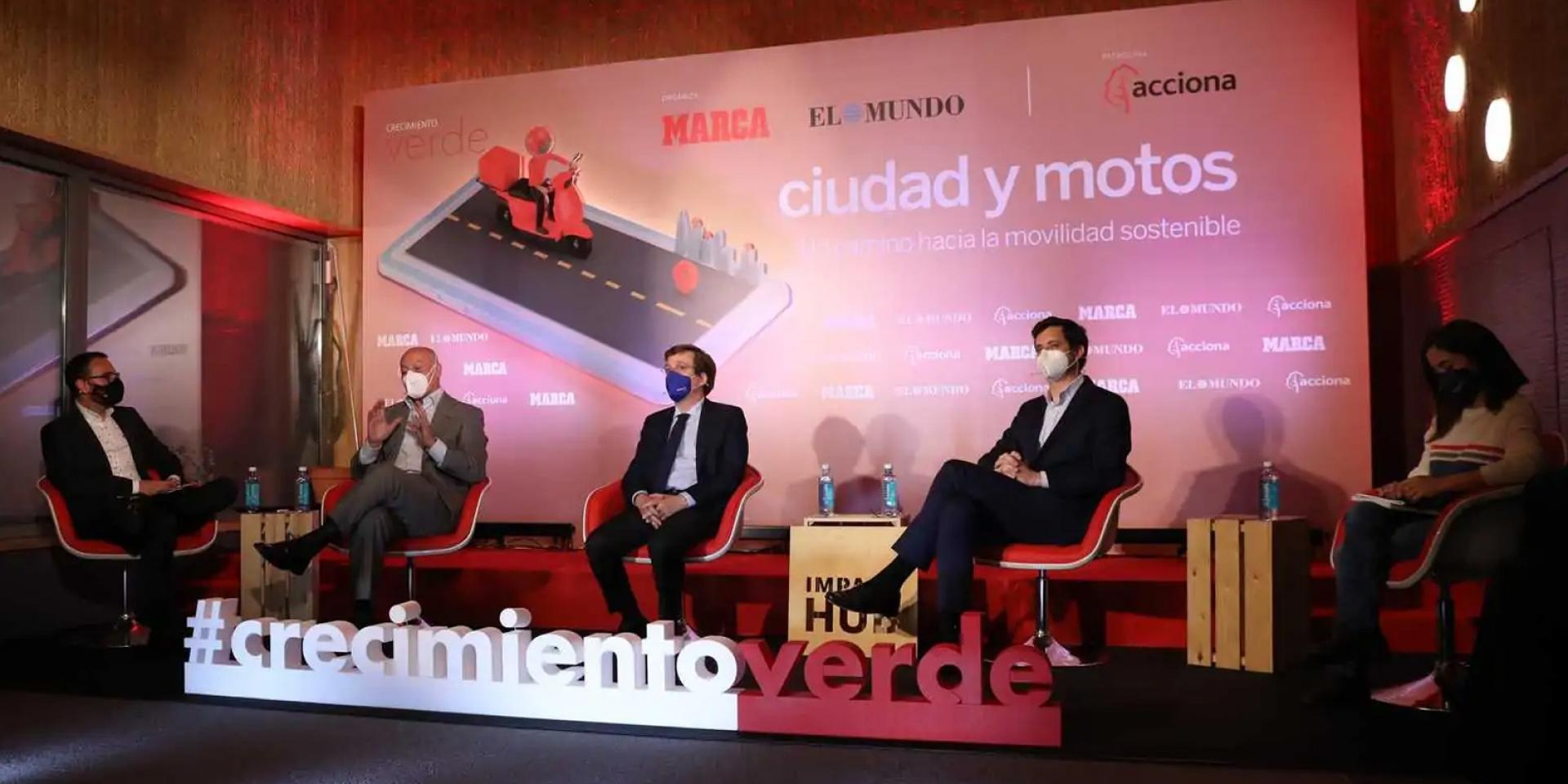 為了機車族安全?西班牙馬德里準備試辦「機車專用道」!
