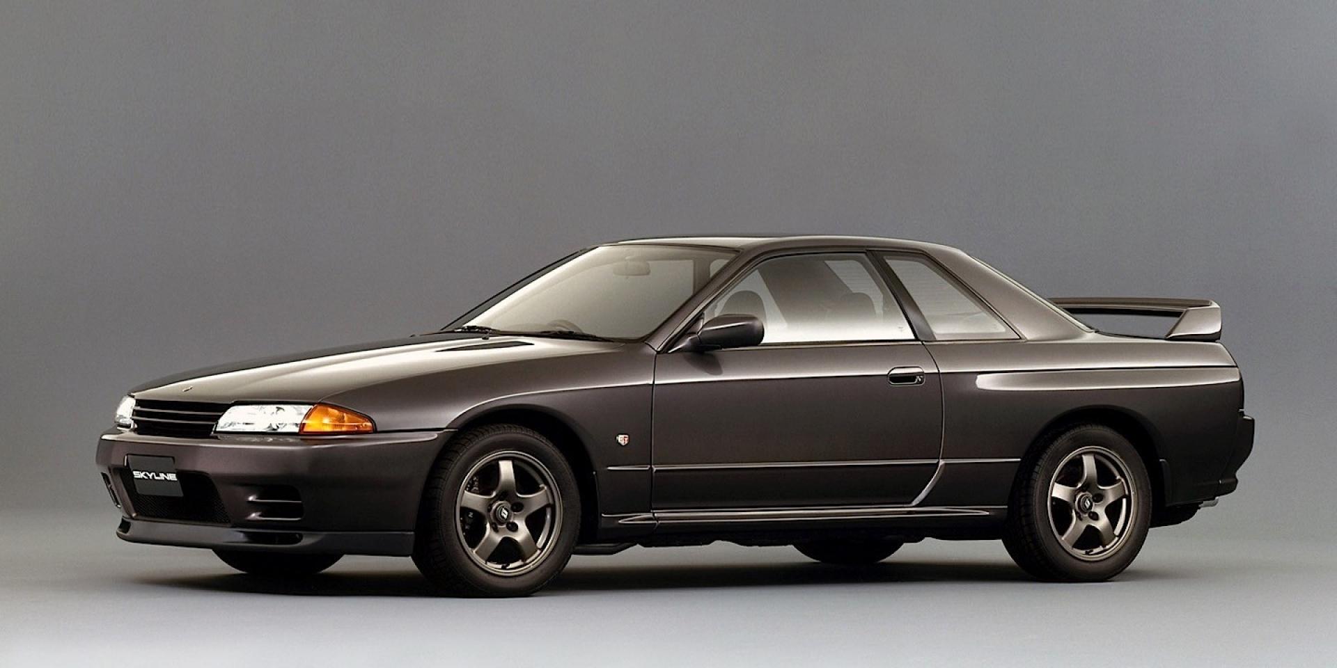 戰神不死計畫!Nissan重新生產Skyline GT-R R32零件