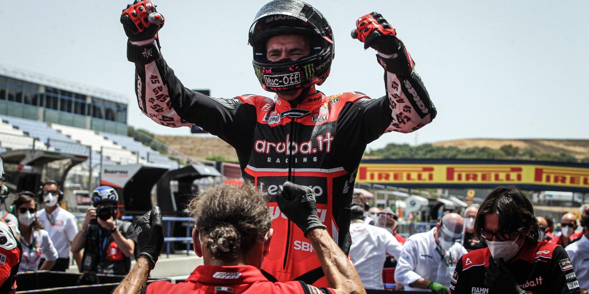 DUCATI V4制霸Jerez賽道!Scott Redding:我曾討厭自己,但現在我恢復水準並且再度獲勝!