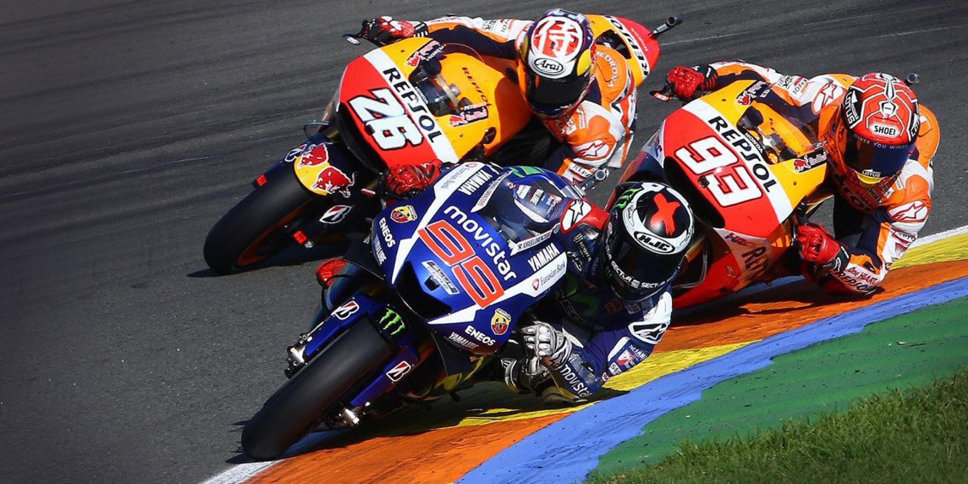 HRC副總與Marquez回應Rossi的質疑