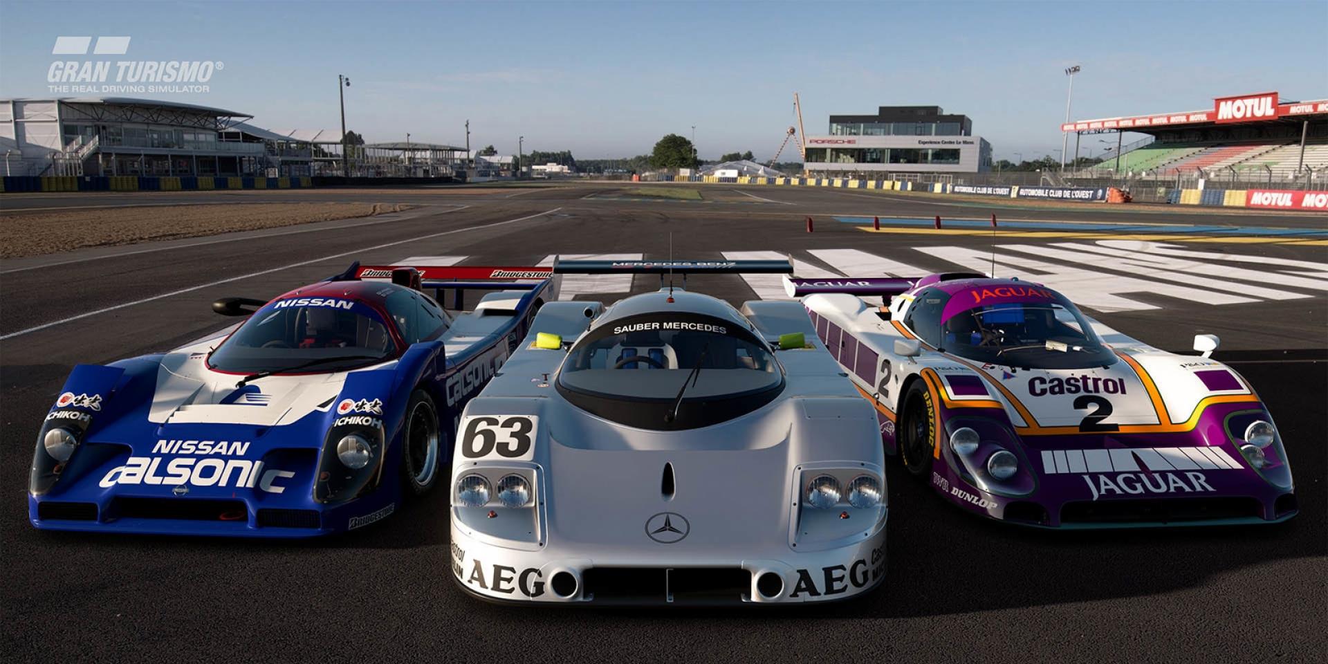 打電動也能比奧運?Gran Turismo跑車浪漫旅成為奧運比賽項目!