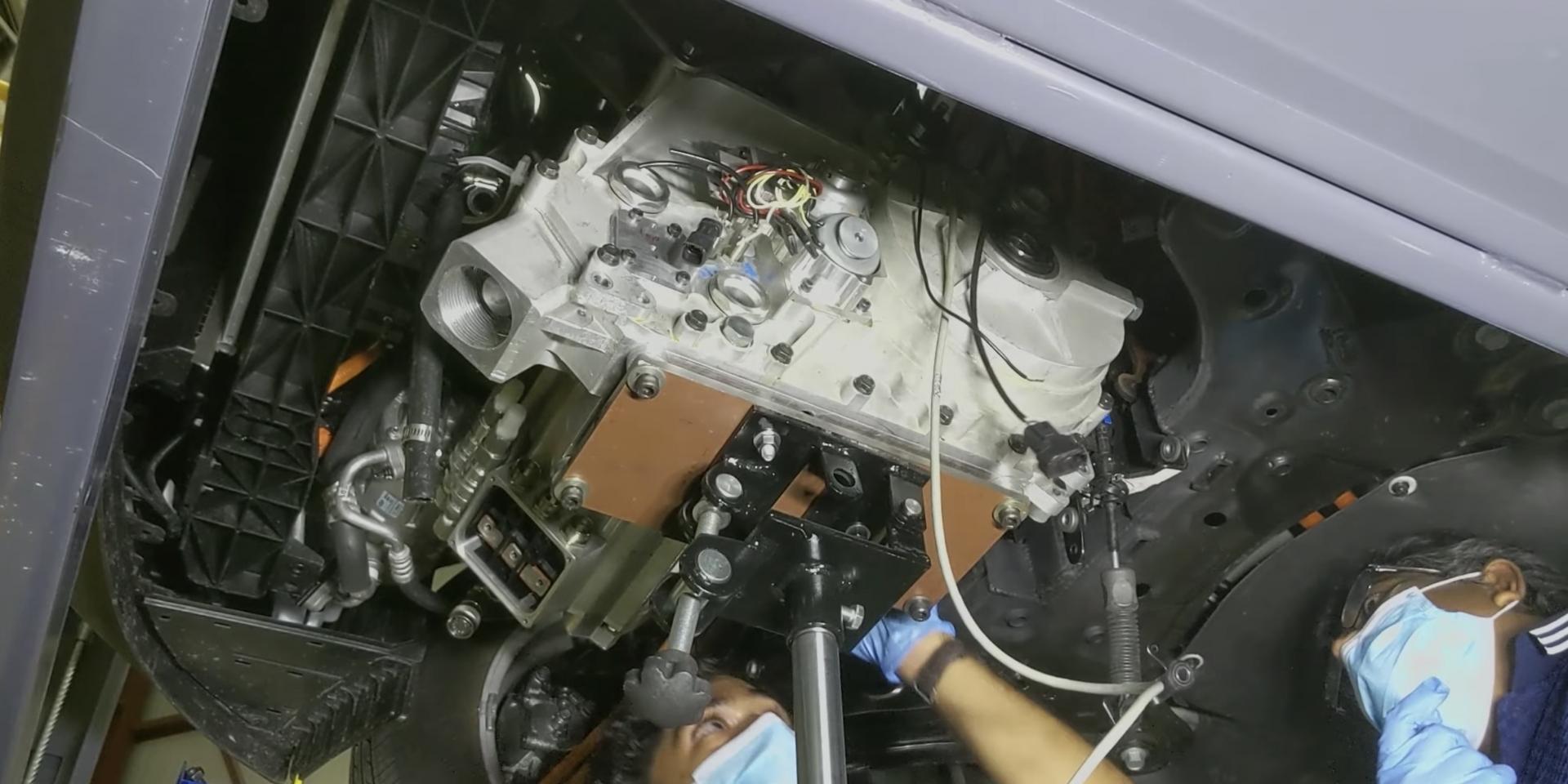 電動車還要變速箱嗎?Inmotive開發通用型雙速變速箱!
