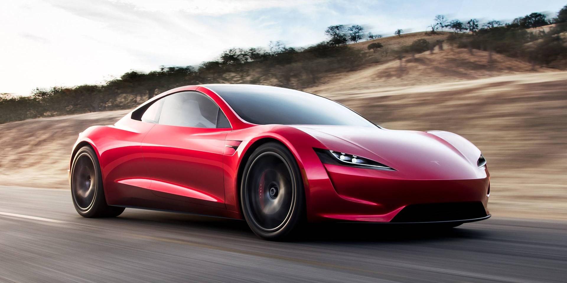 Tesla再掀話題,0-96km/h只要1.9秒即可完成!
