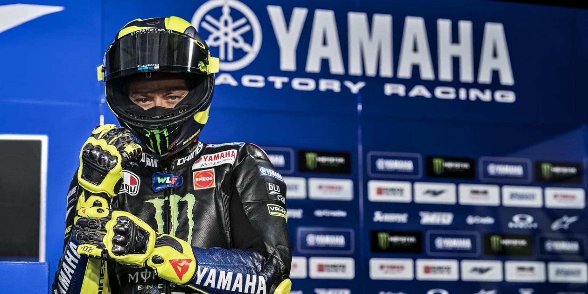 藍色賽車與螢光黃的終局之戰,MotoGP亞洲分站統整!把握Rossi身披YAMAHA車隊制服最後一年