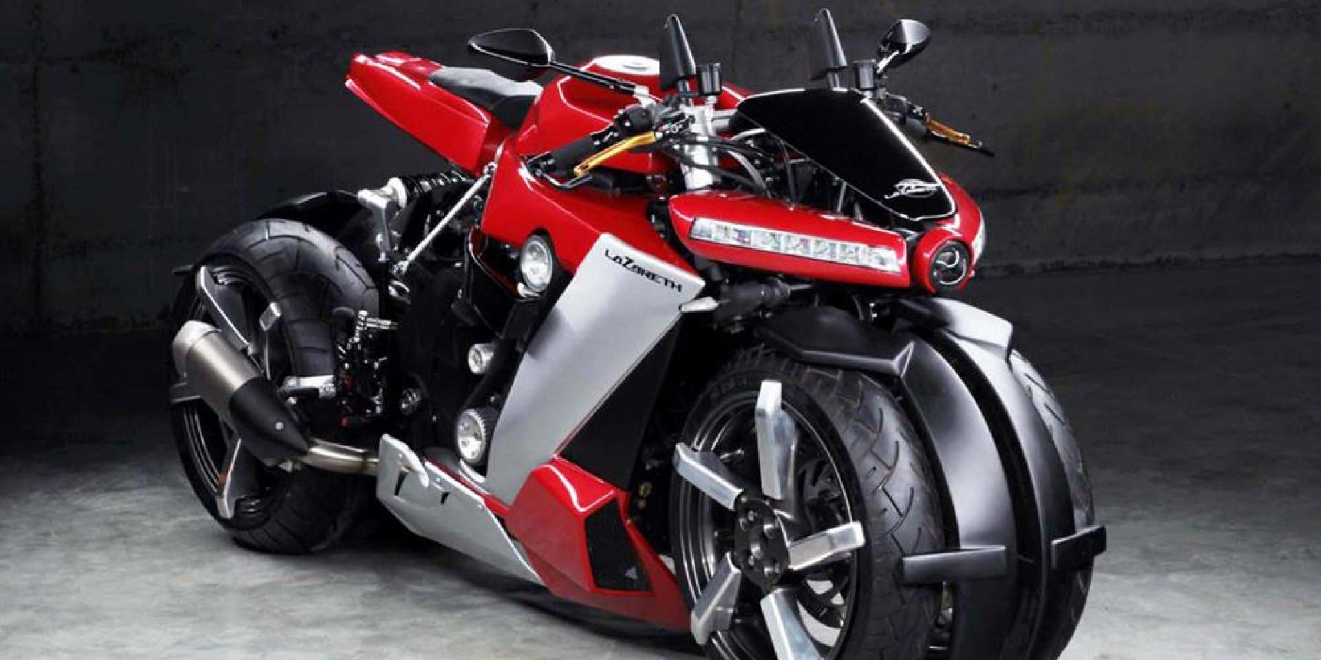 掛上R1引擎的四輪鬥牛犬。Lazareth LM 410 十萬歐元海外發表!