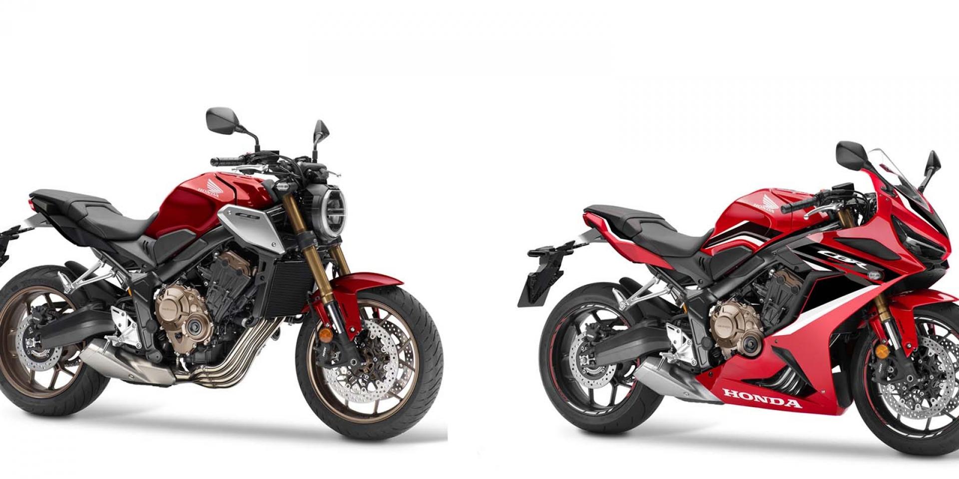 官方新聞稿。Honda Motorcycle 2021年式 新車登場  FORZA350 26.8萬 CB650R 37.9萬 CBR650R 39.9萬