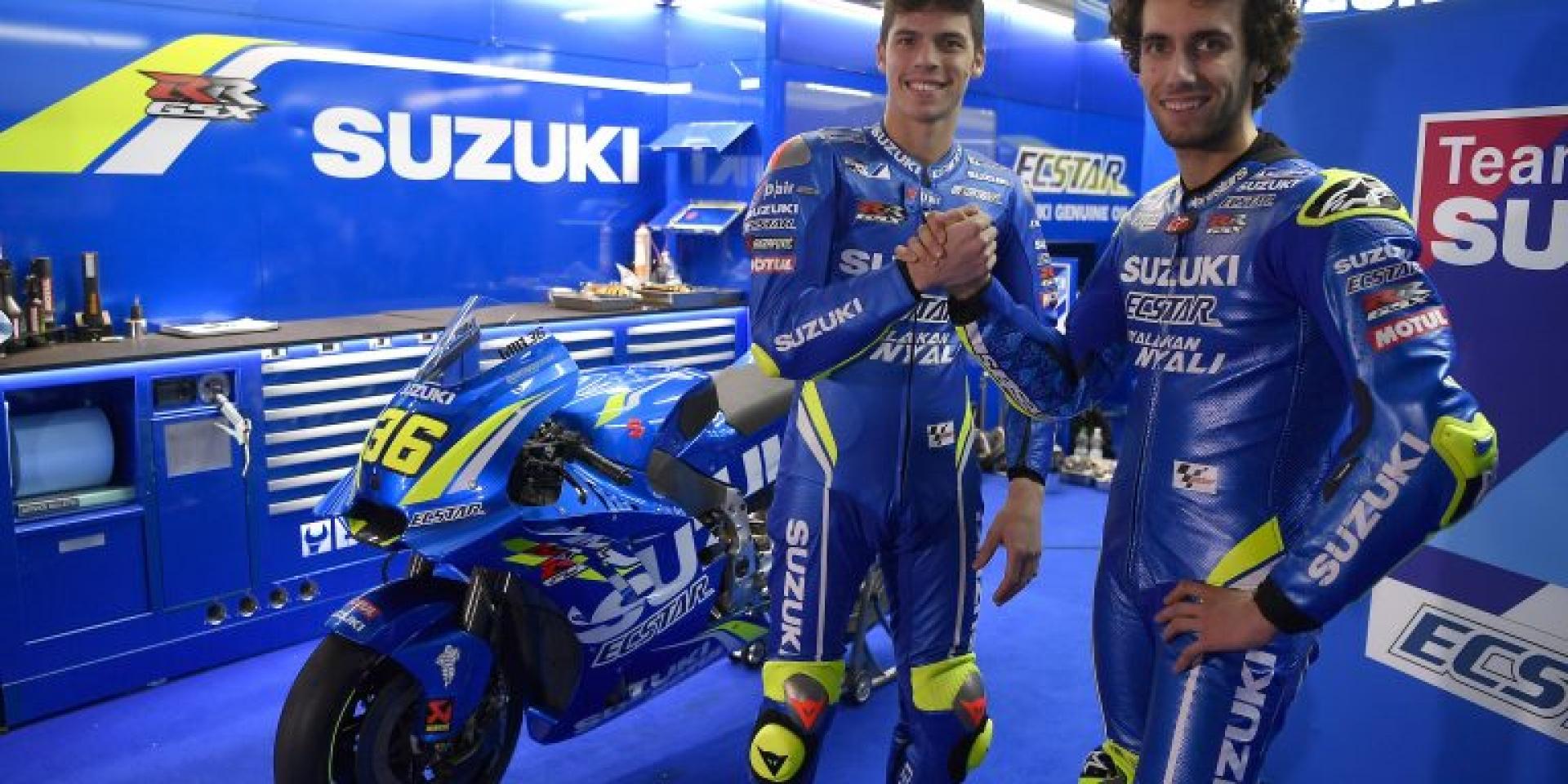 推廣賽事不遺餘力!讓SUZUKI MotoGP車手在Silverstone賽道教你騎車!