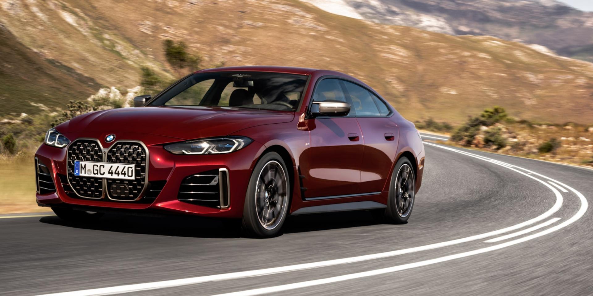 車身加大、實用加分美型轎跑!BMW 4系列Gran Coupe發表