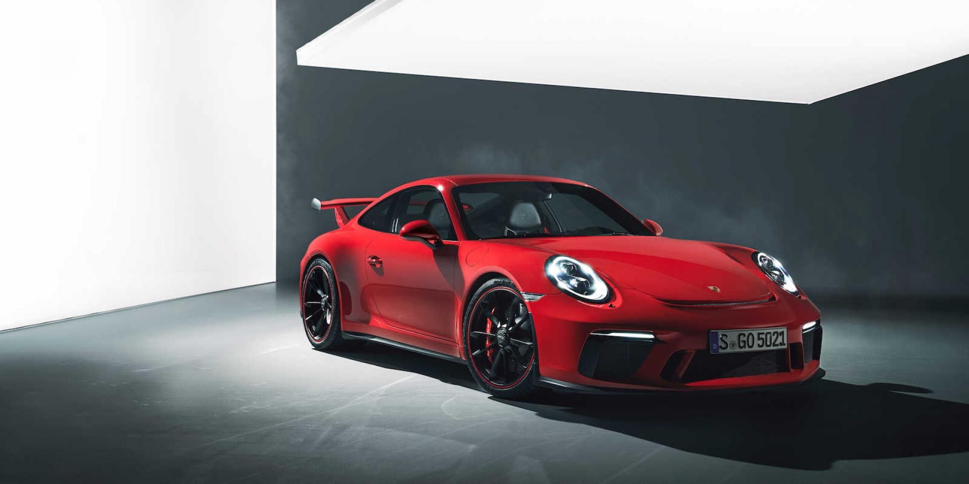 打破渦輪傳言,Porsche 911 GT3堅持自然進氣之路!