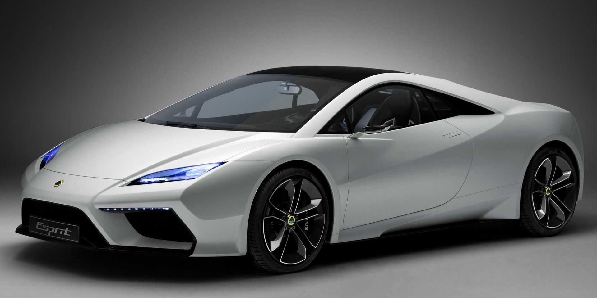 Lotus Esprit後繼車出現!V6油電超過500hp動力!