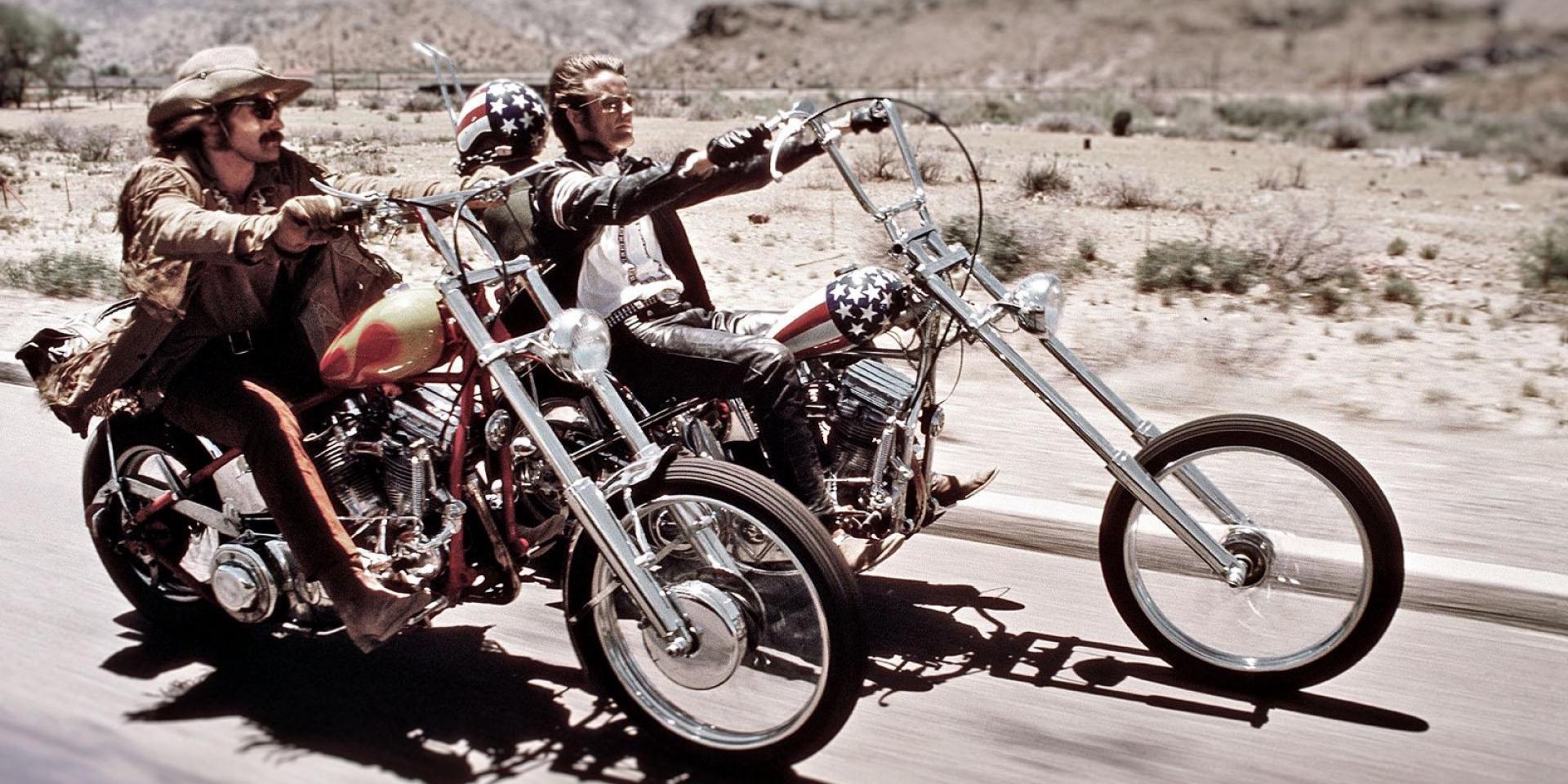 50週年4K重現。經典公路電影「Easy Rider 逍遙騎士」再現大螢幕!