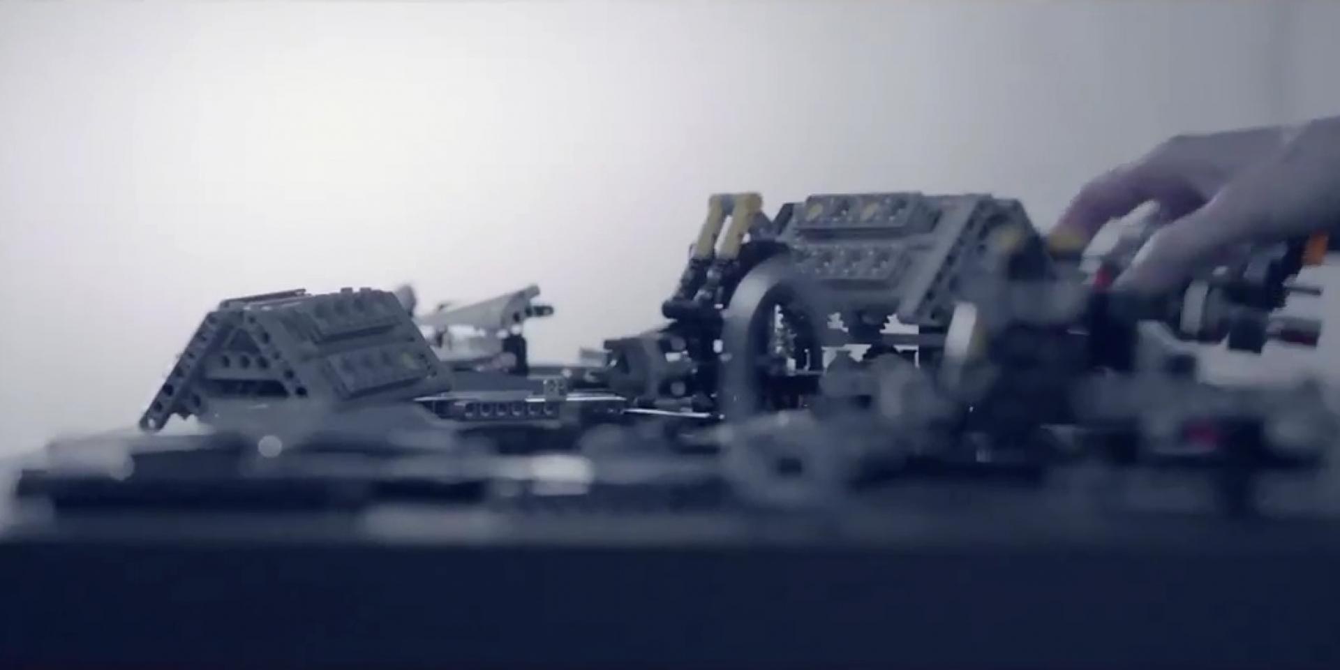 真的Bugatti Chiron買不起,Lego Technic Bugatti Chiron滿足你小小願望
