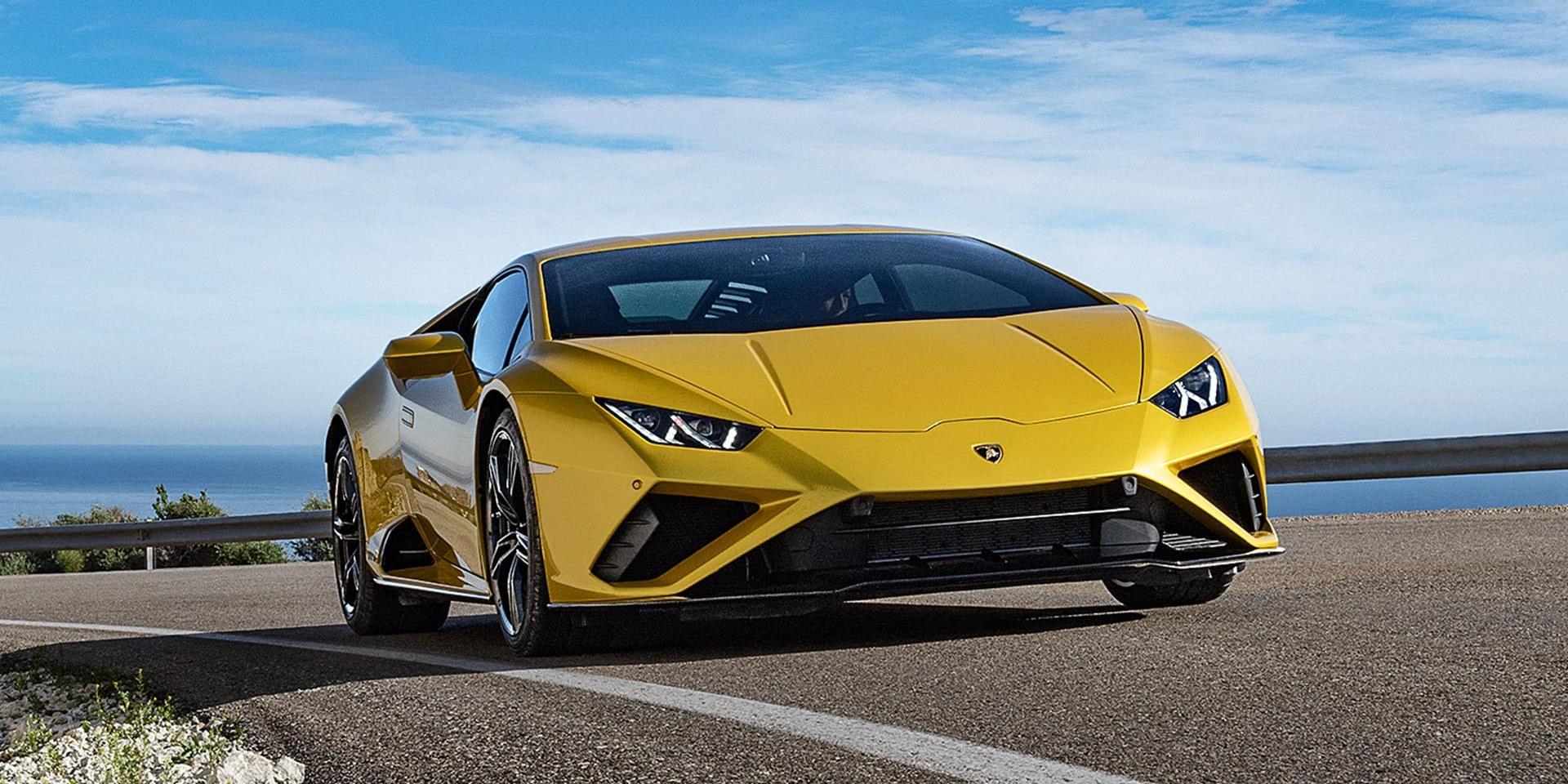 後驅更對味!Lamborghini Huracan EVO RWD正式登場!