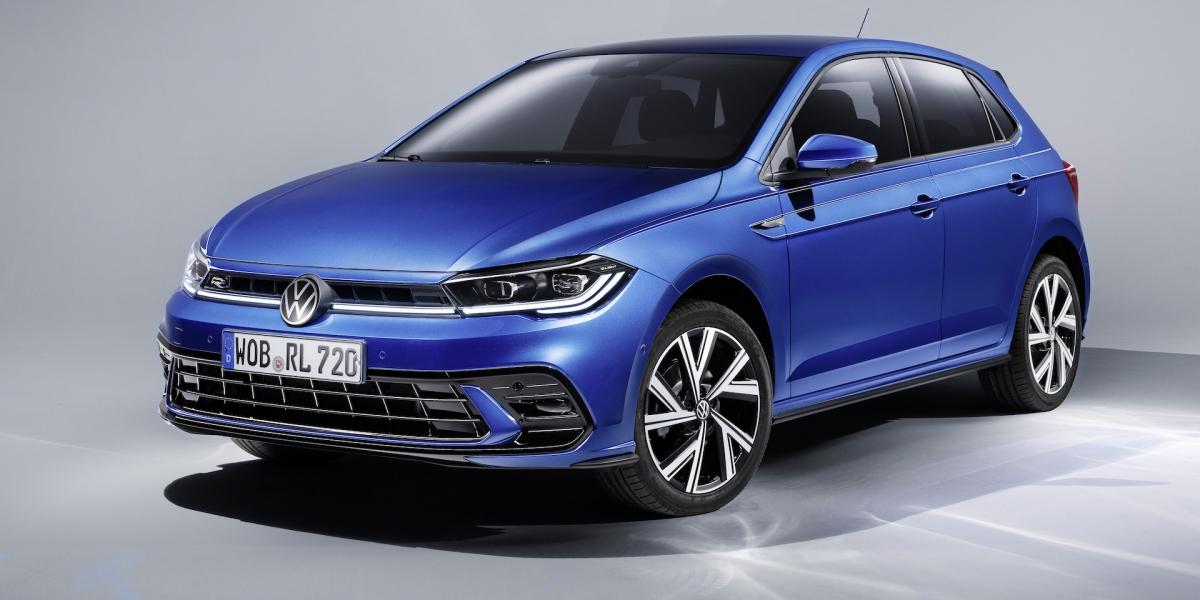 Golf尾燈上身!Volkswagen小改款Polo正式發表