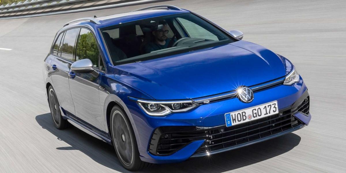 旅行車增添性能味!Volkswagen Golf R Wagon正式登場!