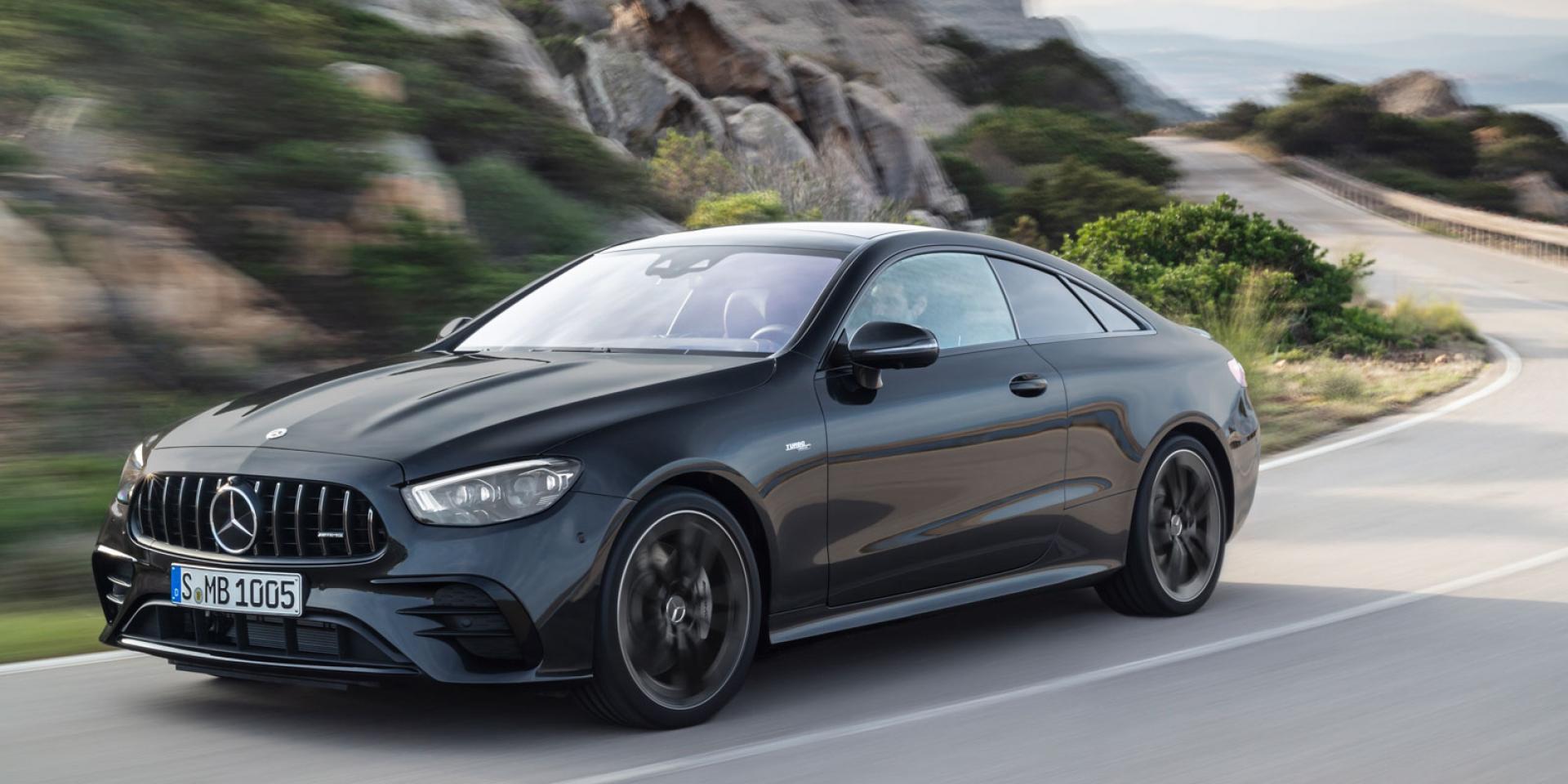 工作稱頭、假日享受!小改Mercedes-Benz E-Class Coupe、Cabriolet登場