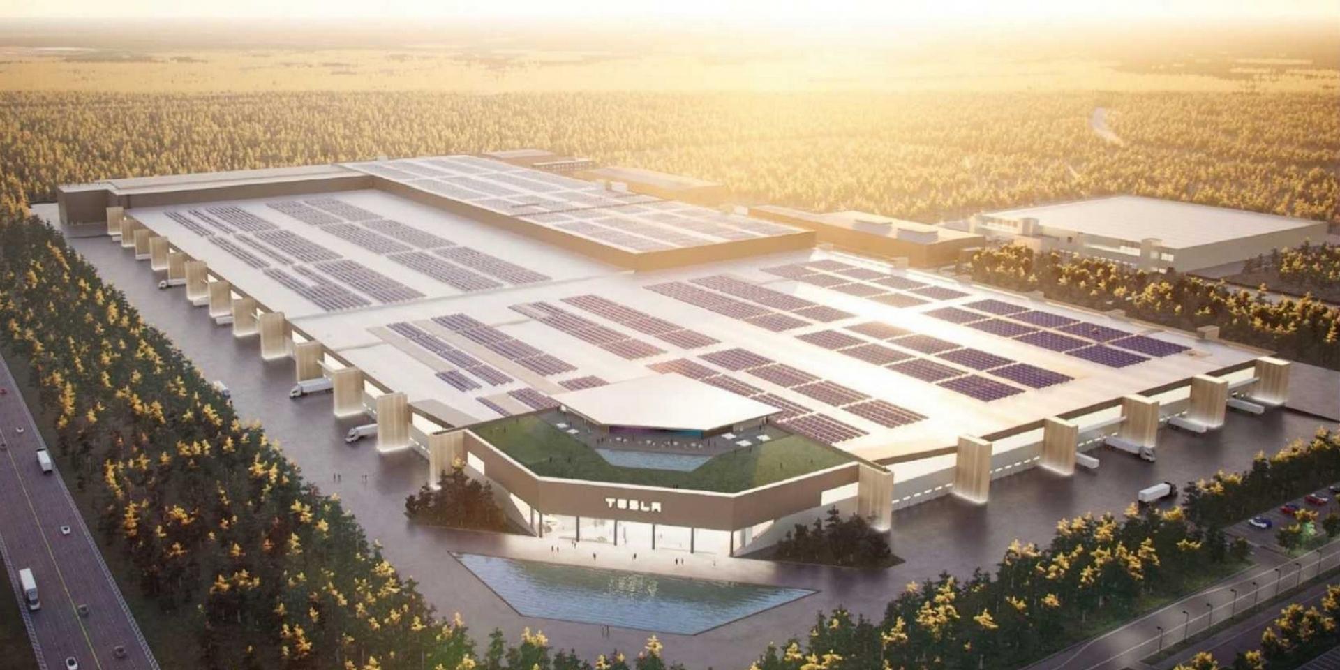 Tesla Giga Grünheide營運延遲!歐洲的Model Y將從中國導入!