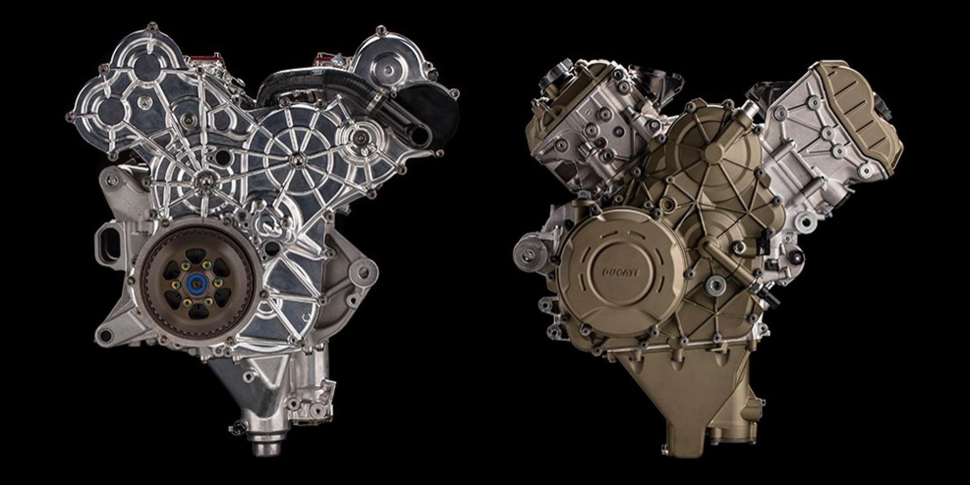 源自MotoGP的競賽工藝,DUCATI Desmosedici Stradale V4深度解析