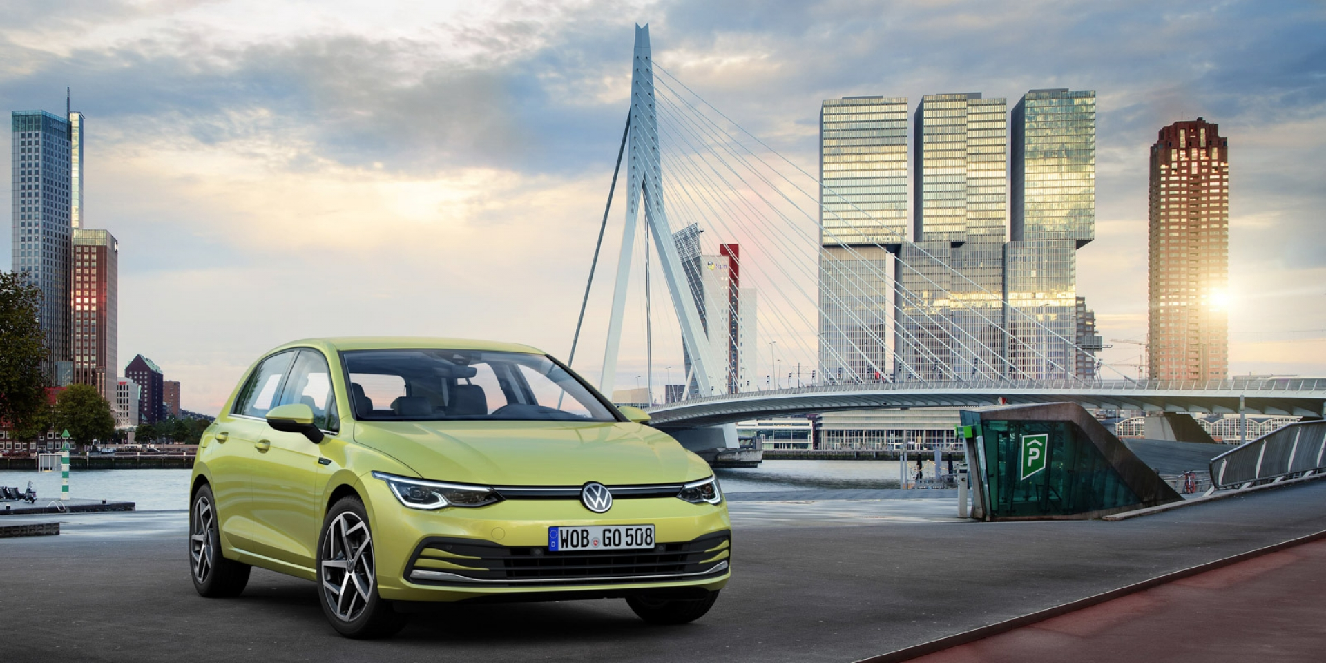 官方新聞稿。Volkswagen The all-new Golf夠服人 豪華配備陣容打造百萬內進口車級距首選 94.8萬起震撼登場