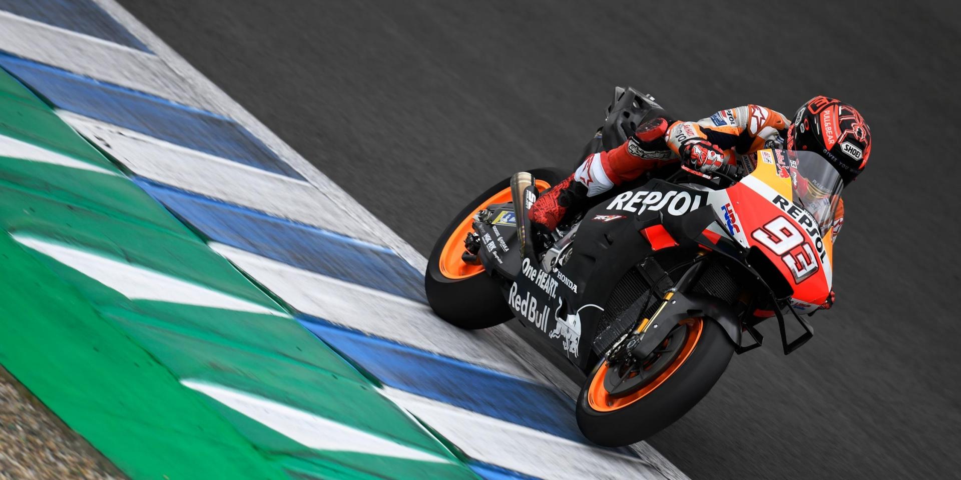 這次換右邊!Marc Marquez結束Jerez測試後再度接受右肩手術