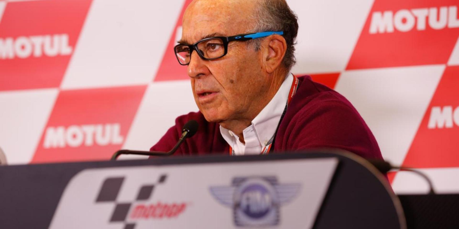 西班牙境內確診數飆升!Carmelo Ezpeleta:目前MotoGP並沒有危險!