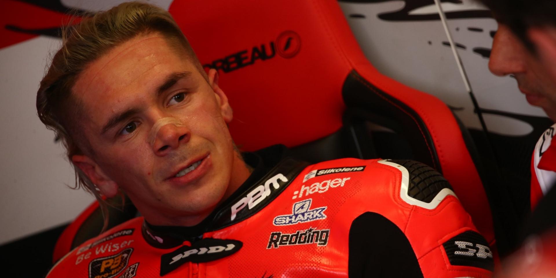 重返GP之心不滅!Scott Redding:我如果拿到SBK世界冠軍,我可以取代Dovizioso的位子。