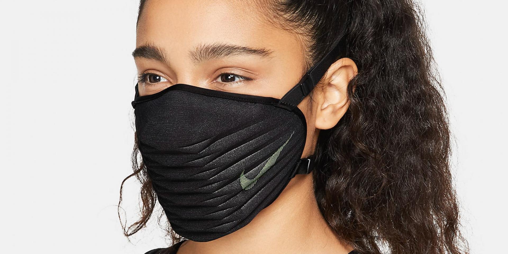 奧運首發!NIKE推出運動用口罩