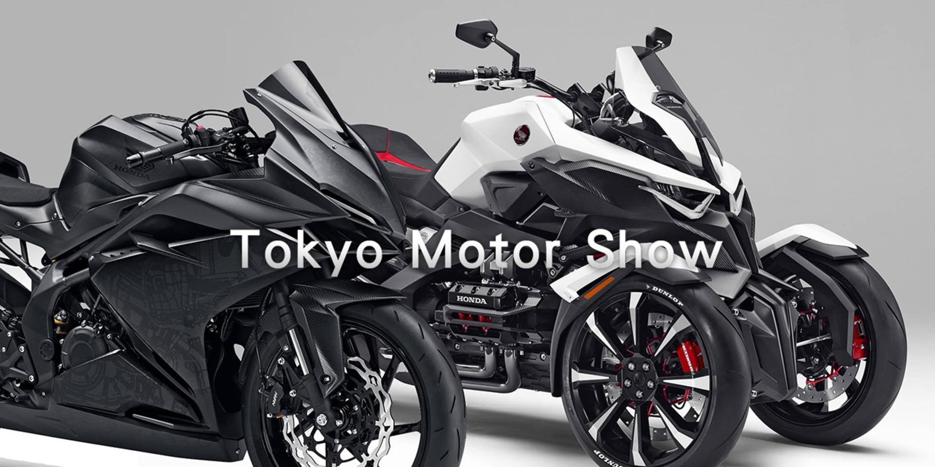 2015東京車展 HONDA重點概要 (圖集)