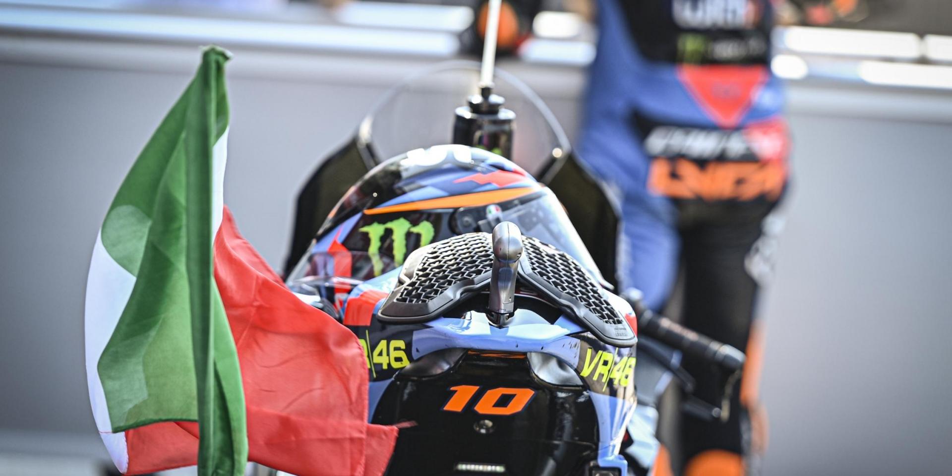 捕風捉影還是秘密洽談?VR46車隊晉升MotoGP層級的可能性