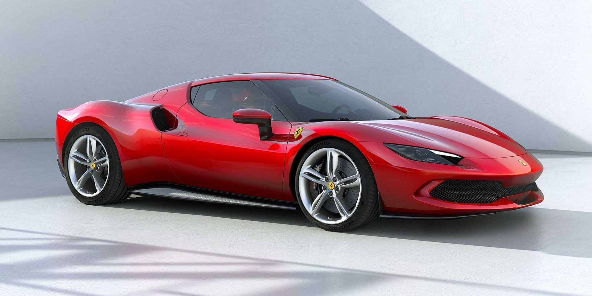 六缸Ferrari來了!296 GTB油電系統擁有830hp最大馬力!