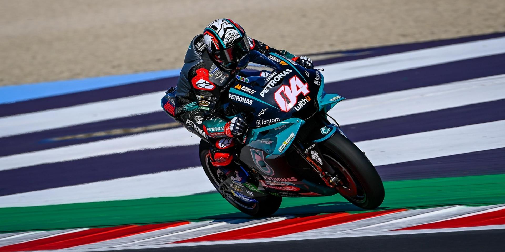 重返賽事,重新適應!Andrea Dovizioso:M1需要用特別的方式來騎!