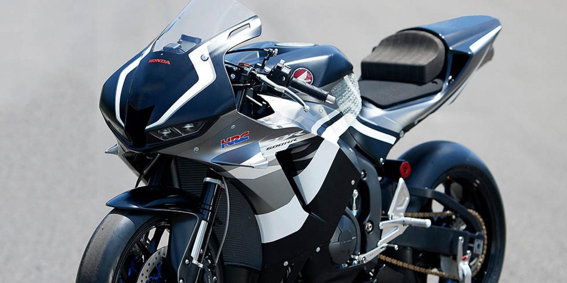為了戰鬥而生 衍生版本CBR600RR!HRC賽道專屬版,公道禁止 性能更強