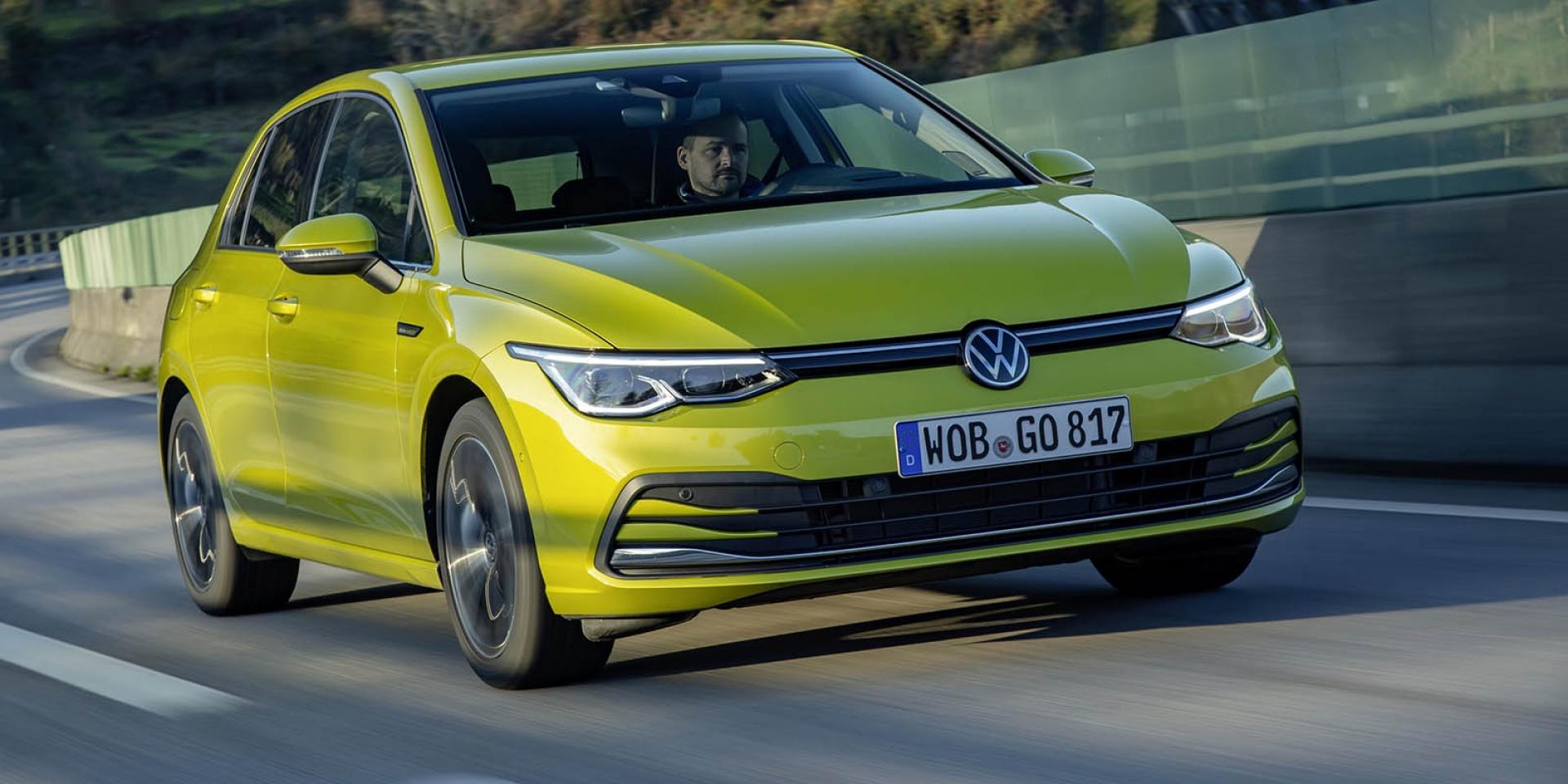 官方新聞稿。Volkswagen The all-new Golf 全新魅力世代 7/1 即將來襲 展現數位創新革命與頂尖 IQ.DRIVE 智能駕駛輔助系統