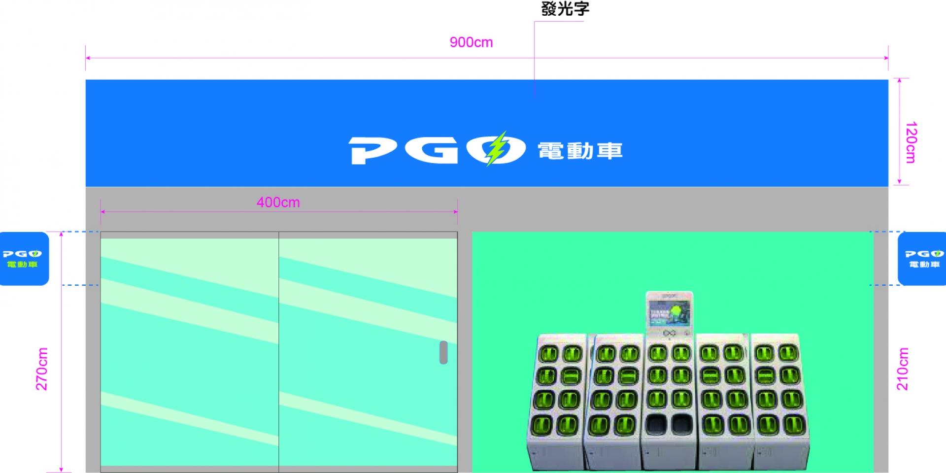 官方新聞稿。摩特動力PGO打造專屬電車品牌, 攜手Gogoro推出全新電動車款 正式啟動!