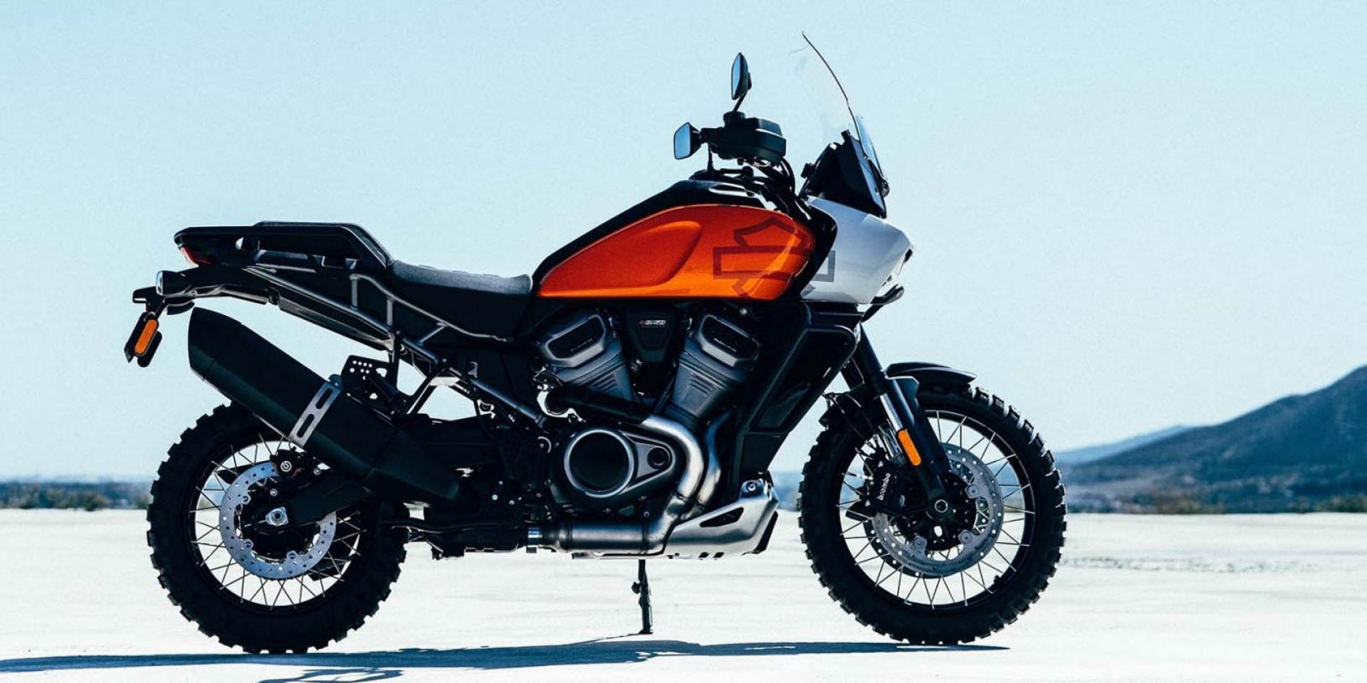 美式冒險王!Harley-Davidson Pan America 1250 明年二月上市