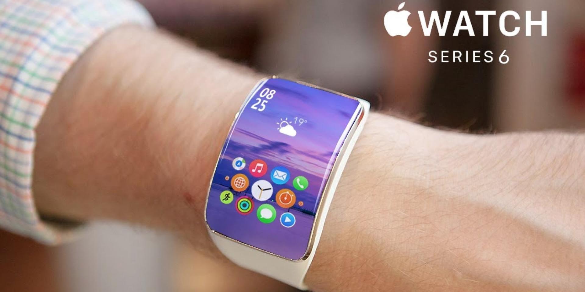 健康隨時監控中!Apple Watch 6將加入血氧監測功能