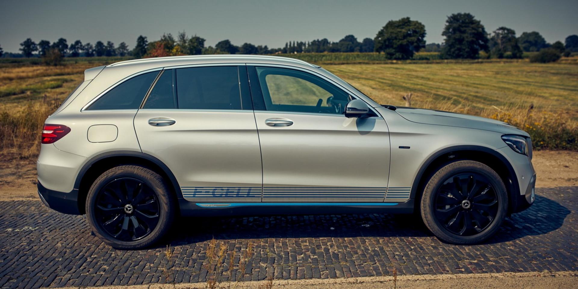 氫能源已死?Mercedes-Benz放棄開發氫能源動力車款!