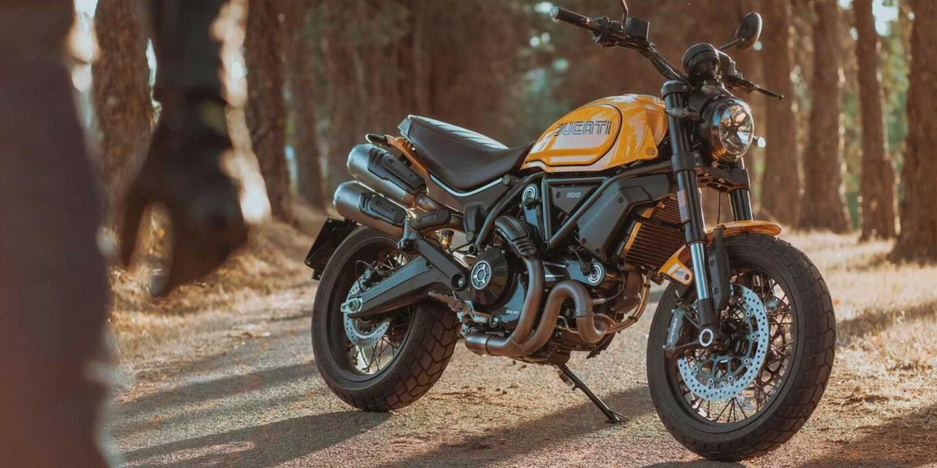 致敬經典與都會叛逆。Ducati Scrambler 1100 Tribute Pro、Urban Motard 海外雙車發表!