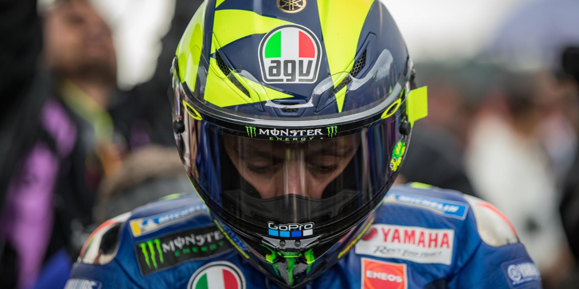 迷惘的藍色車庫 │ Valentino Rossi:想要贏,就要比照HONDA與DUCATI的努力!