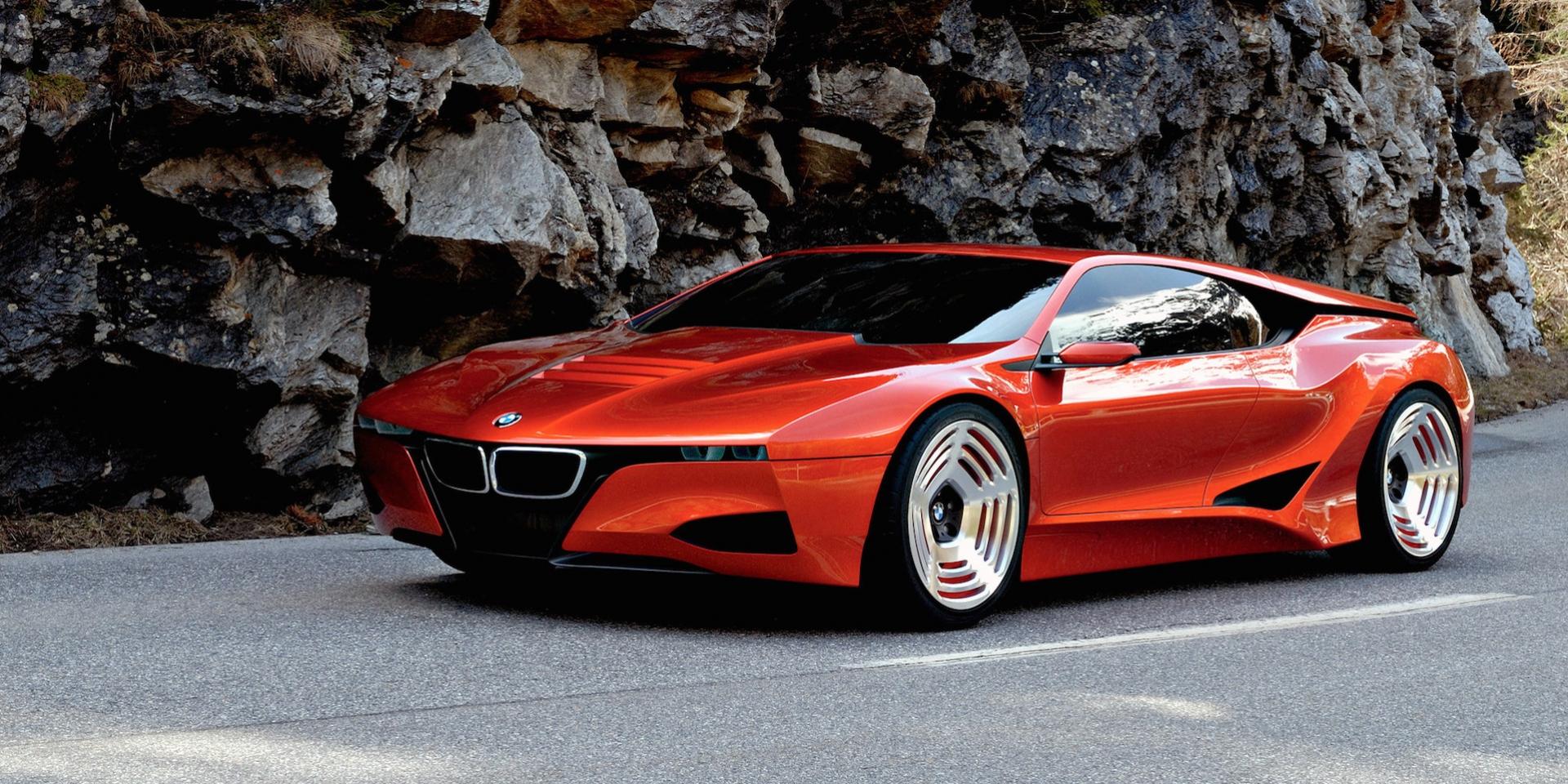 BMW M超級跑車有望!就等高層點頭研發!