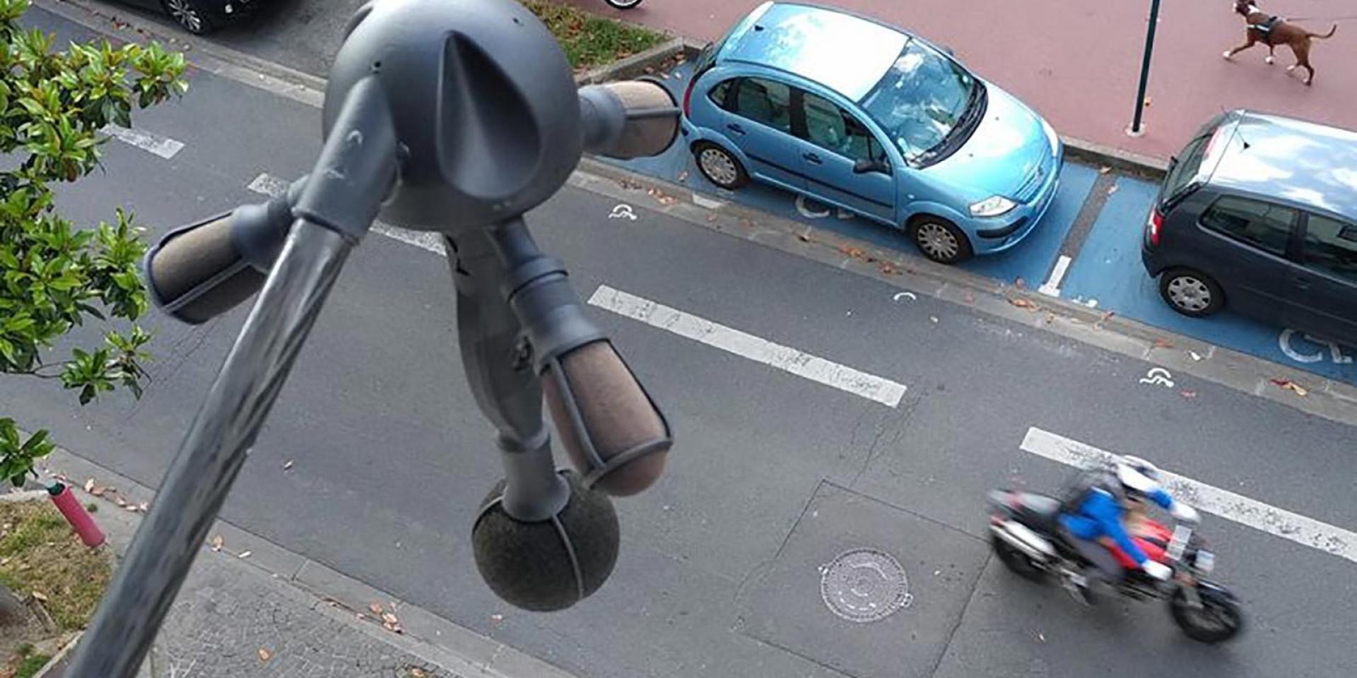 """法國人也略懂略懂,巴黎準備設置""""噪音雷達""""追捕爆音騎士!"""