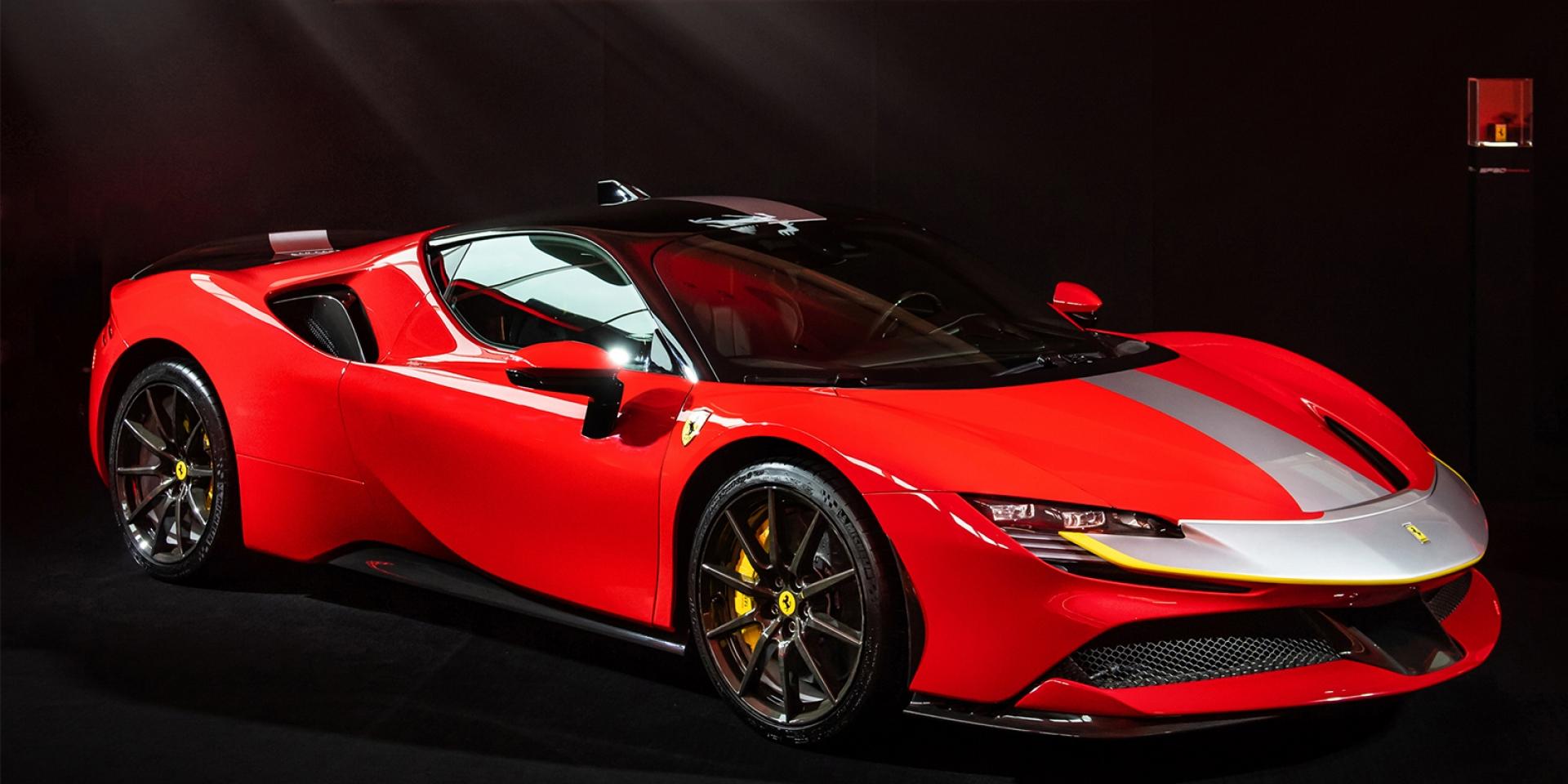 躍馬品牌全新跨世代量產超級跑車 Ferrari SF90 Stradale旋風襲臺!