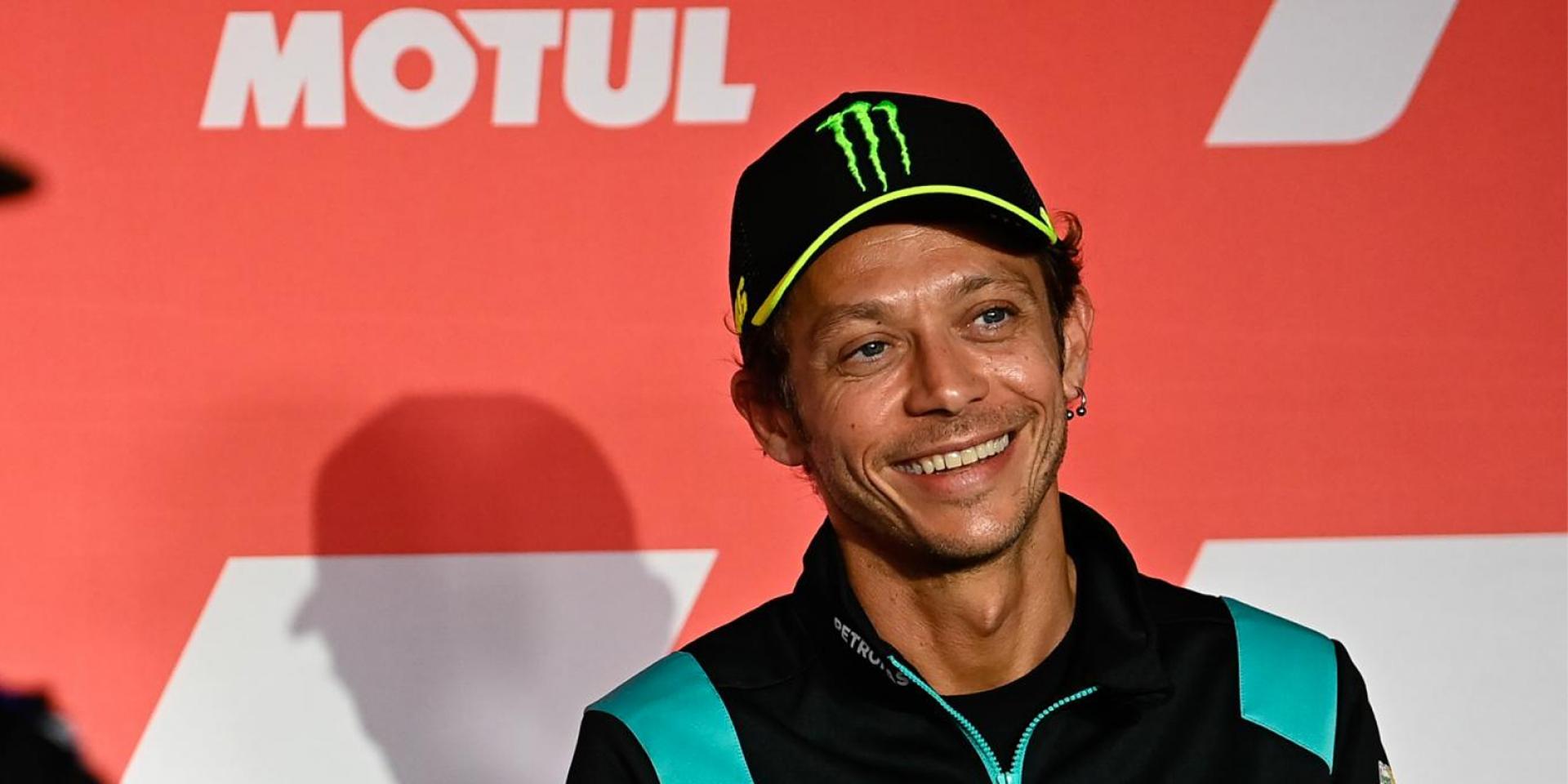 明年轉戰自家車隊繼續跑?Valentino Rossi:我認為這很困難!
