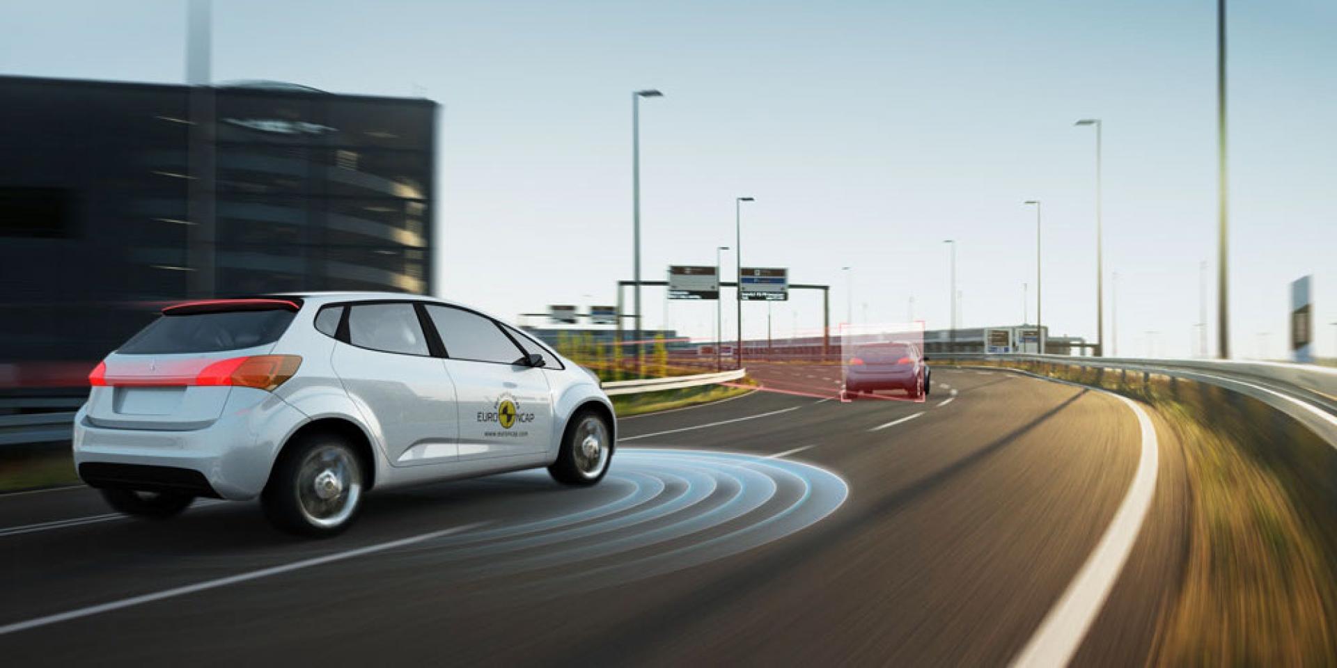 自動駕駛列入評分!Tesla Model 3 Euro NCAP評分不佳!