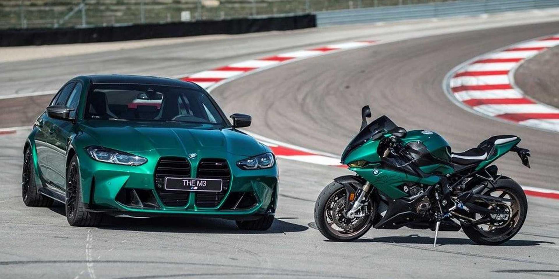 M3塗裝、M POWER套件、限量50台!BMW S 1000 RR 曼島特仕版海外發表