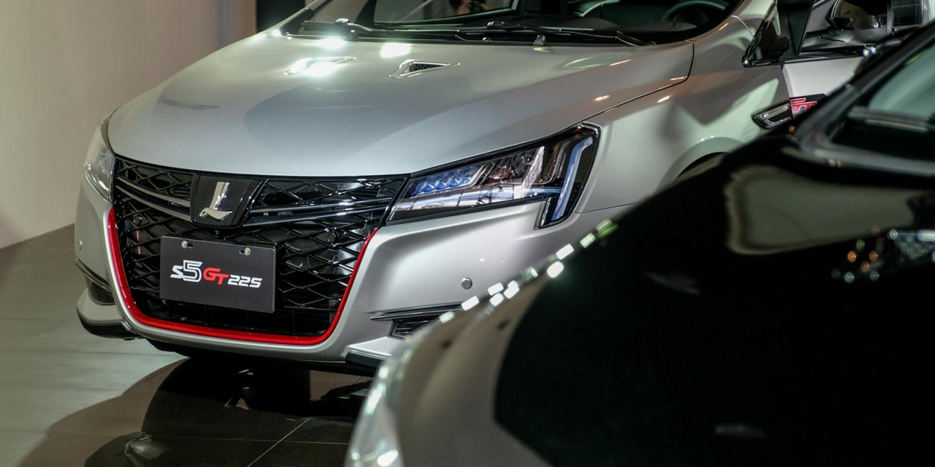 性能、科技雙向提升,LUXGEN S5 GT/GT225正式發表