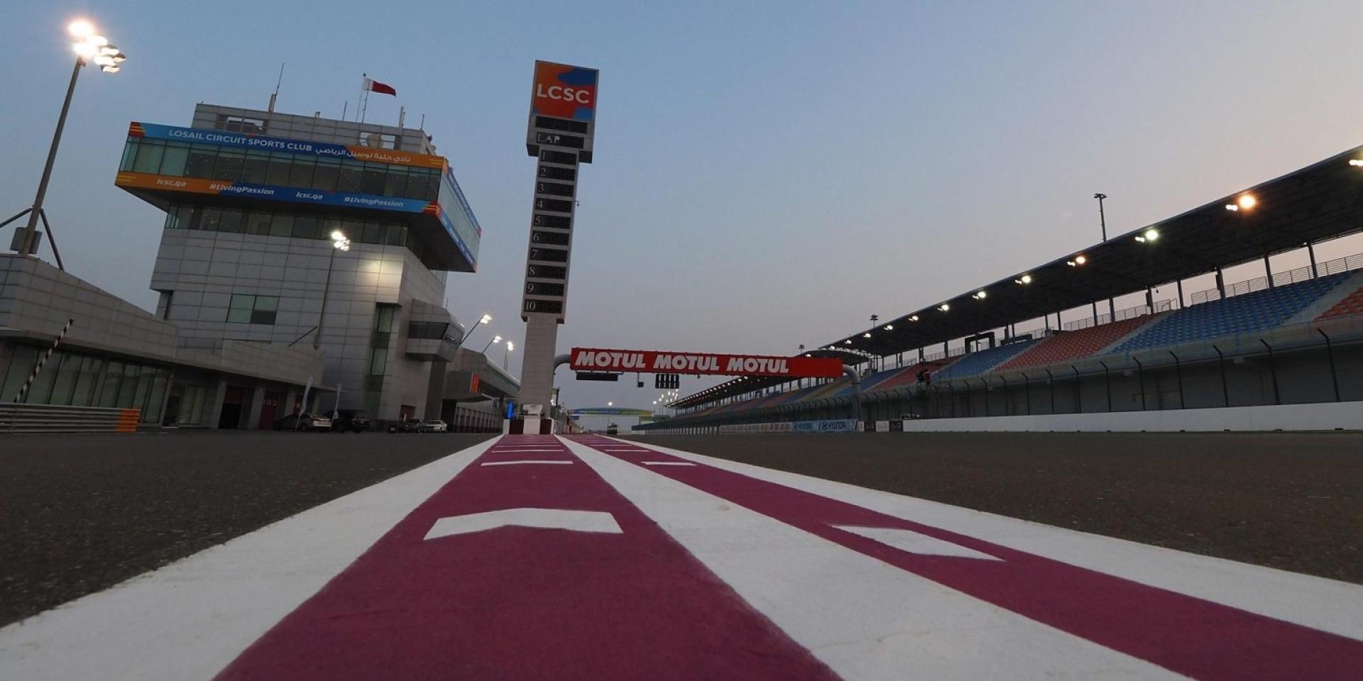卡達季前測試延長3天,備戰2021 MotoGP賽季!